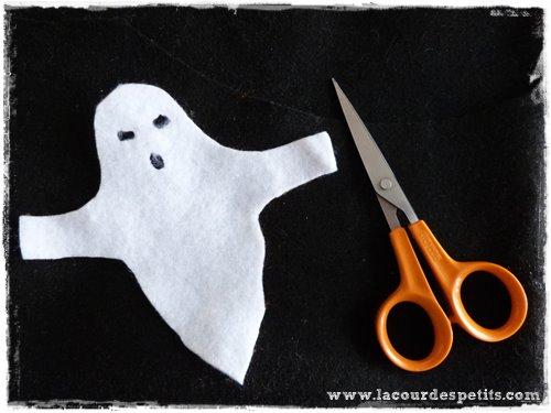 D Coration D 39 Halloween La Guirlande Faite Maison La