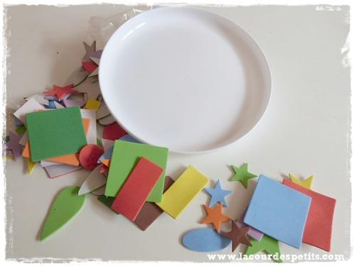 materiel frisbee