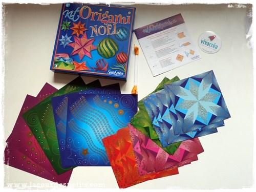 contenu origami noel sentosphere