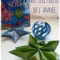deco noel origami vivacrea