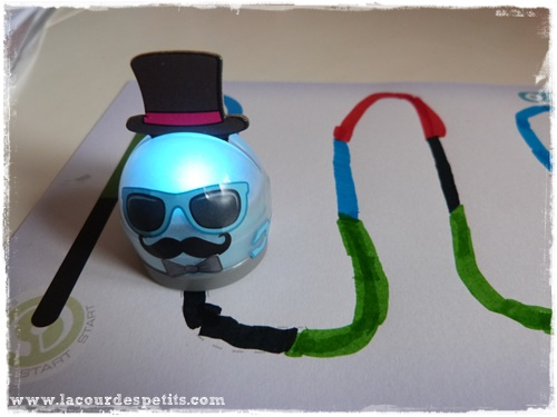 ozobot couleurs
