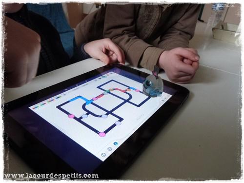 ozobot tablette