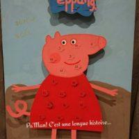 calendrier avent peppa pig