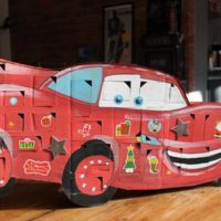 calendrier avent cars