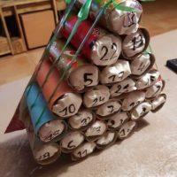 130 id es de calendriers de l 39 avent la cour des petits - Calendrier de l avent avec rouleau papier toilette ...