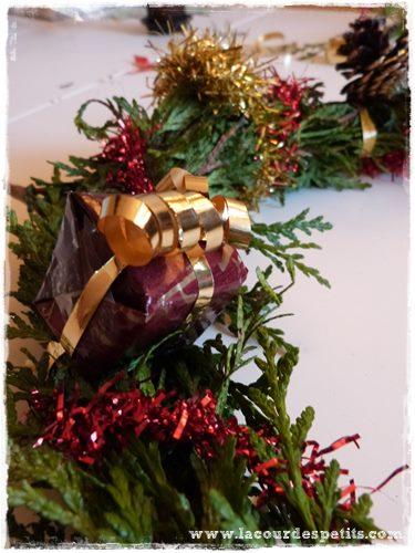 Fabriquer Une Couronne De Noel En Sapin