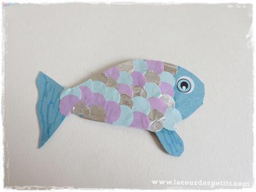 poisson avril petit