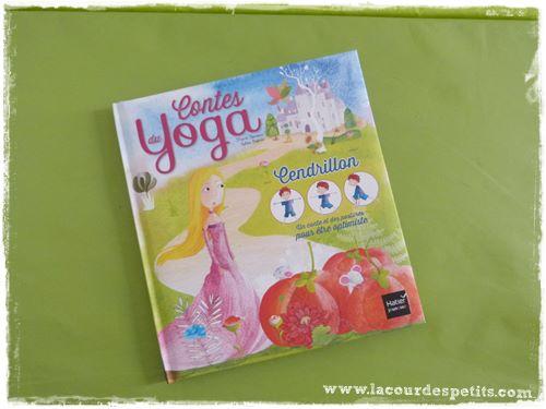 cendrillon contes du yoga