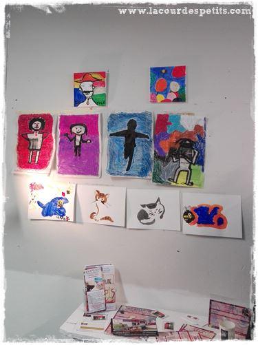 dessins participants