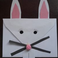 invitation lapin