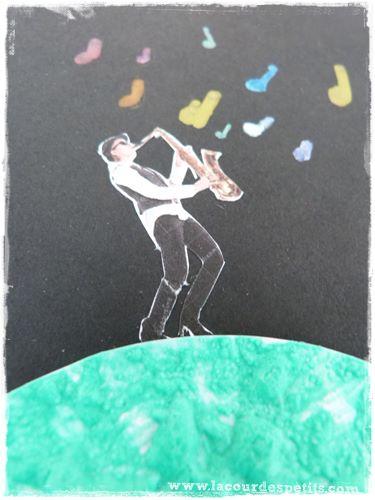 musicien planete
