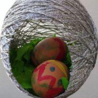 nid paques enfant