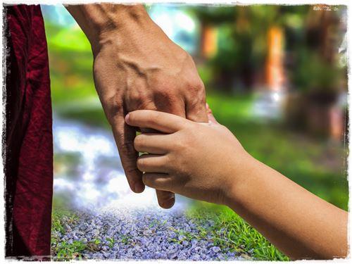 enfant cooperation