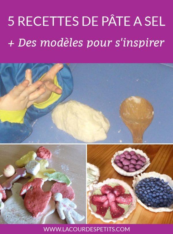 Des recettes de pâte à sel pour adapter ce grand classique à toutes les situations. Et de l'inspiration en prime !