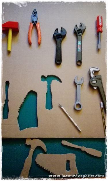activite outils diy