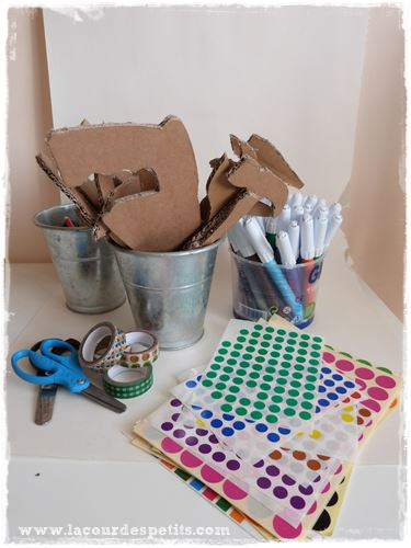 bricolage outils materiel