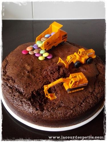 gateau chantier