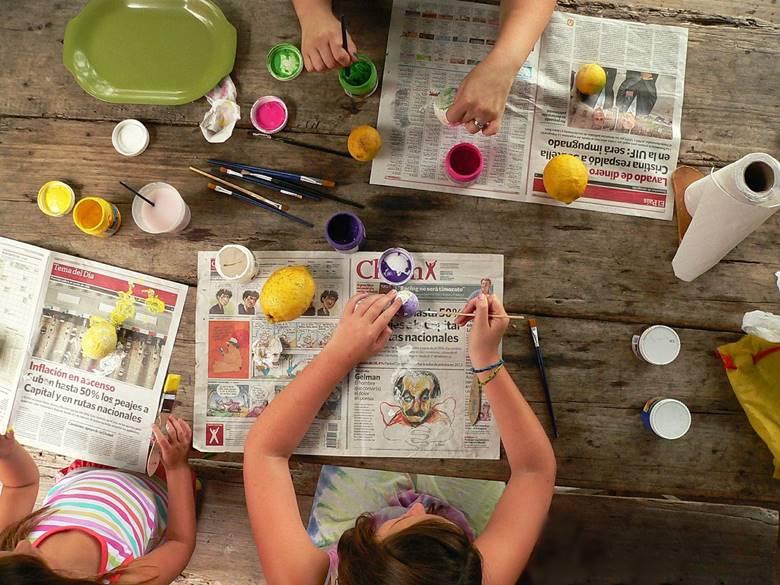 ateliers creatifs enfants