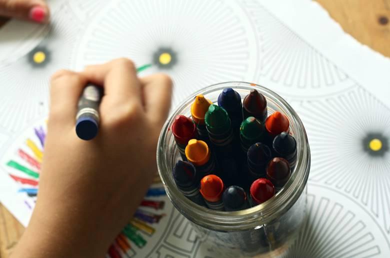 enfant coloriage