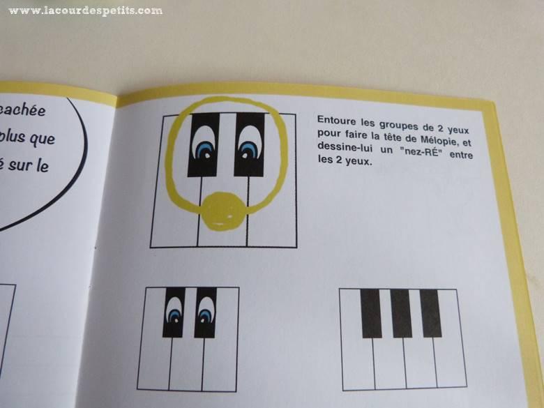melopie pratique instrumentale