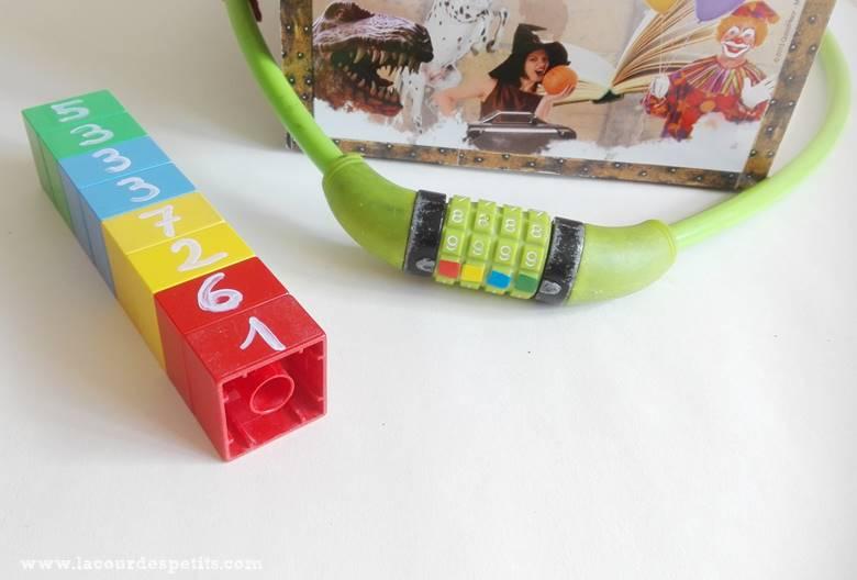 code secret lego