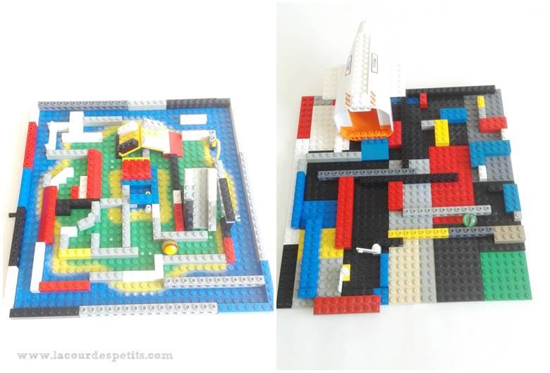 labyrinthes lego